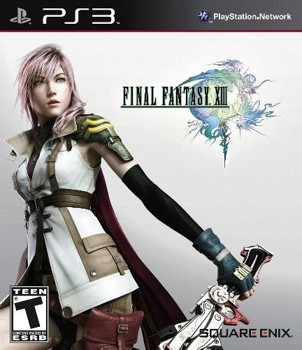 Jogo Final Fantasy XIII - PS3 - Seminovo