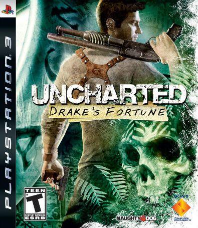 Jogo Uncharted - PS3 - Seminovo