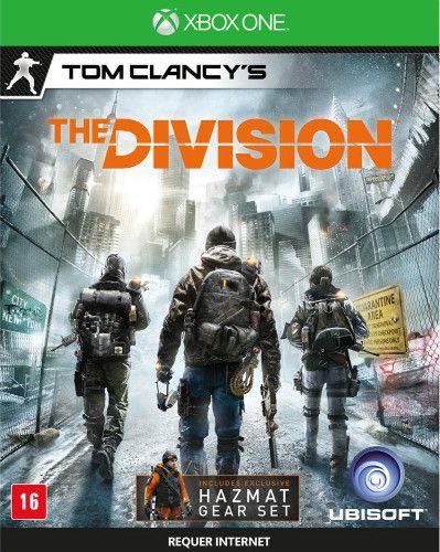 Jogo Tom Clancy´s The Division - Xbox One - Seminovo