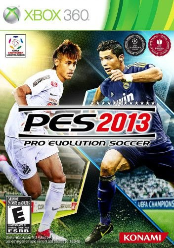 PES 2013 - XBox 360 [video game]