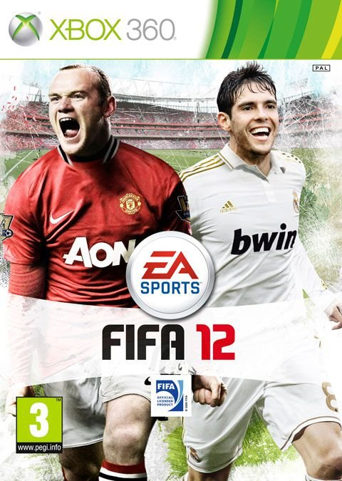 Jogo Fifa 12 - Xbox 360 - Seminovo