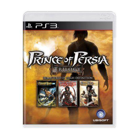 Jogo Prince of Persia Trilogy - PS3 - Seminovo