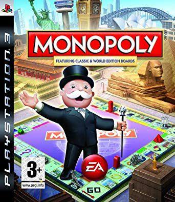 Jogo Monopoly - PS3 - Seminovo