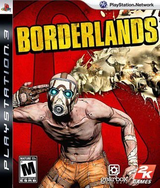 Jogo Borderlands - PS3 - Seminovo