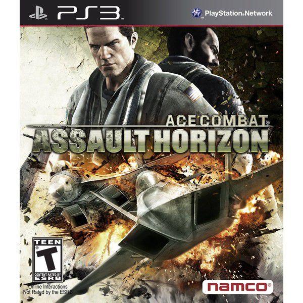 Jogo Ace Combat Assault Horizon - PS3 - Seminovo