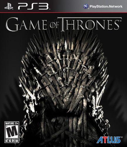 Jogo Game of Thrones - PS3 - Seminovo
