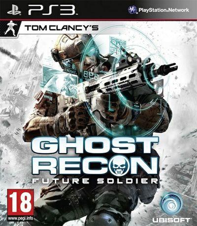 Jogo Tom Clancy's Ghost Recon Future Soldier - PS3 - Seminovo