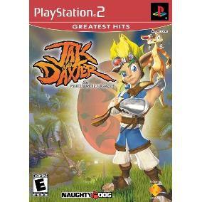Jogo Jak And Daxter The Precursor Legacy - PS2 - Seminovo