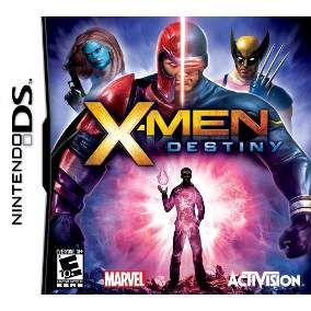 Jogo X-Men Destiny - Nintendo DS - Seminovo