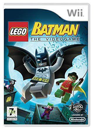 Jogo Lego Batman:  The Videogame - Wii - Seminovo