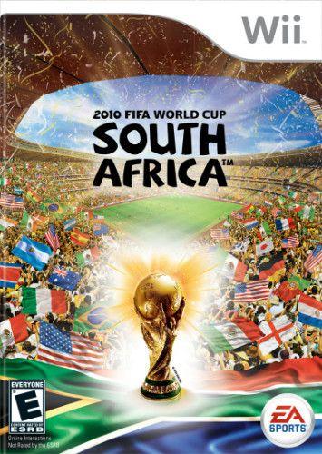Jogo 2010 Fifa World Cup South Africa - Wii - Seminovo