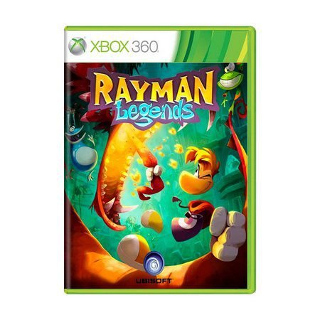 Usado: Jogo Rayman Legends - Xbox 360