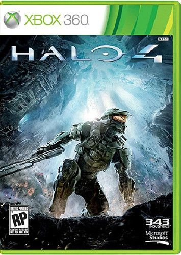 Jogo Halo 4 - Xbox 360 - Seminovo