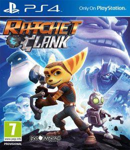 Jogo Ratchet &Clank [sem capa] - PS4 - Seminovo