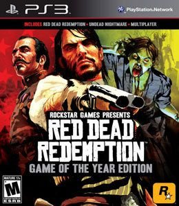 Jogo Red Dead Redemption:Game Of The Year Edition - PS3 - Seminovo