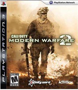 Jogo Call of Duty Modern Warfare 2 - PS3 - Seminovo