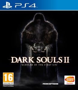 Jogo Dark Souls II: Scholar Of The First Sin - PS4 - Seminovo