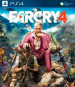 Usado: Jogo Far Cry 4 - Signature Edition - PS4