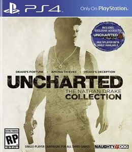 Jogo Uncharted The Nathan Drake Collection - PS4 - Seminovo
