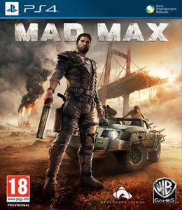 Jogo Mad Max - PS4 - Seminovo
