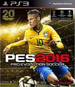 Jogo Pro Evolution Soccer 2016 - PS3 - Seminovo