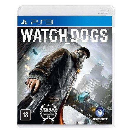 Jogo Watch Dogs - PS3 - Seminovo