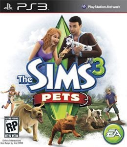 Jogo The Sims 3 - Pets - Seminovo