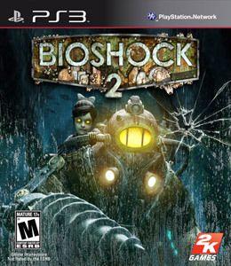 Jogo Bioshock 2 (Sem Capa) - PS3 - Seminovo