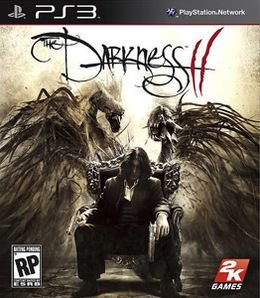 Jogo The Darkness II (Sem Capa) - PS3 - Seminovo