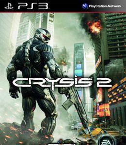 Jogo Crysis 2 - PS3 - Seminovo