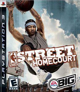 Jogo NBA Street Homecourt - PS3 - Seminovo