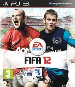 Usado:  Fifa Soccer 12 (sem capa) PS3