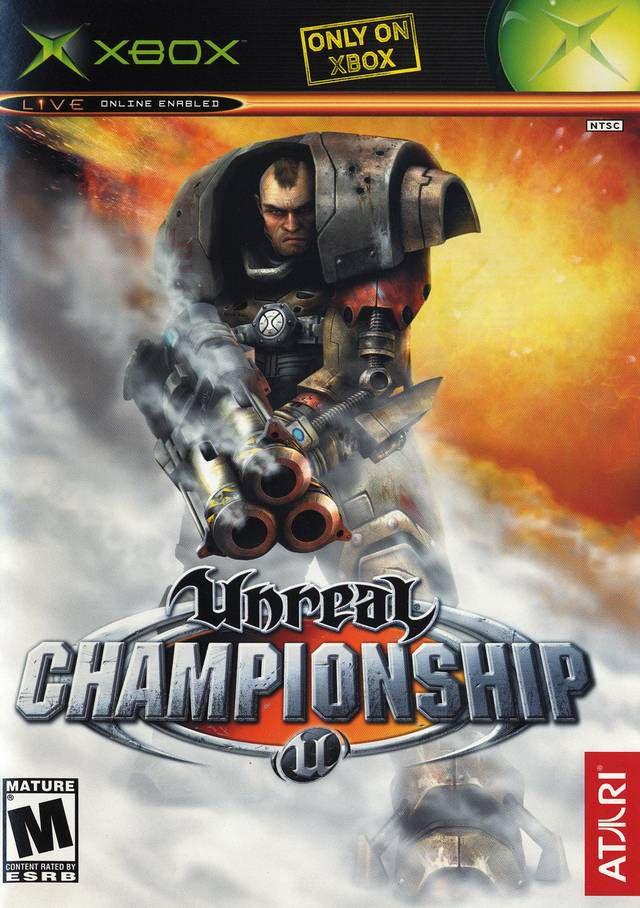 Jogo Unreal Championship - Xbox - Seminovo