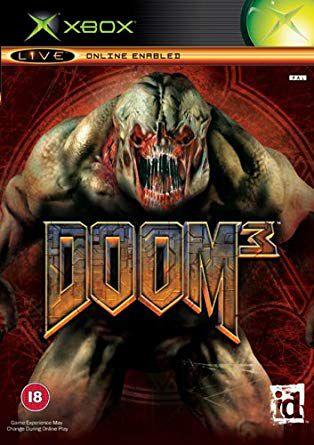 Jogo Doom 3 - Xbox - Seminovo