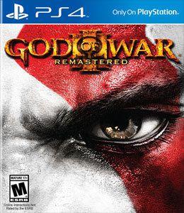 Jogo God of War 3 - PS4 - Seminovo