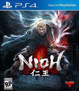 Jogo Nioh - PS4 - Seminovo