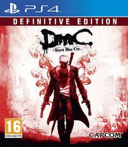 Jogo DmC Devil May Cry: Definitive Edition - PS4 - Seminovo