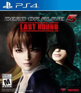 Jogo Dead Or Alive 5: Last Round - PS4 - Seminovo
