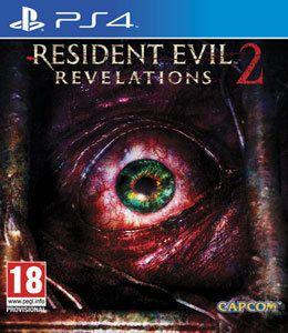 Jogo Resident Evil Revelations 2 PS4 - Seminovo