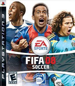 Jogo Fifa Soccer 08 PS3 - Seminovo