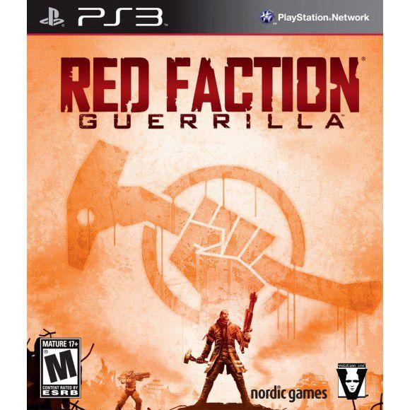 Jogo Red Faction Guerrilla PS3 - Seminovo