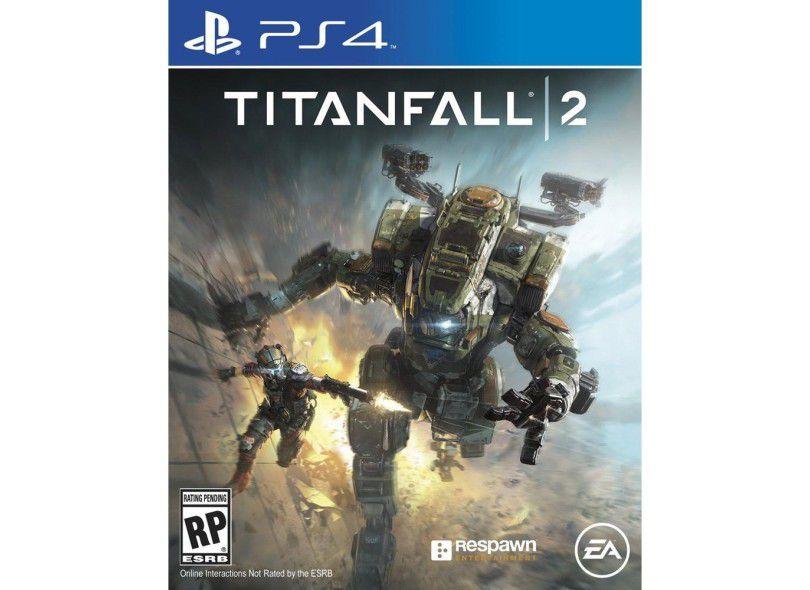 Usado: Jogo Titanfall 2 - PS4