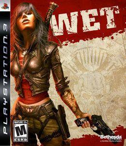 Jogo Wet - PS3 - Seminovo