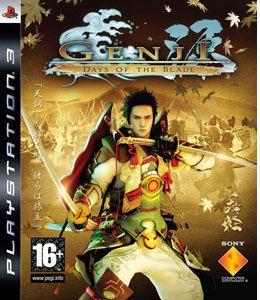 Jogo Genji Days Of The Blade PS3 - Seminovo