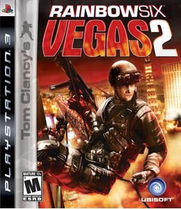 Jogo Tom Clancy's Rainbow Six Vegas 2 - PS3 - Seminovo
