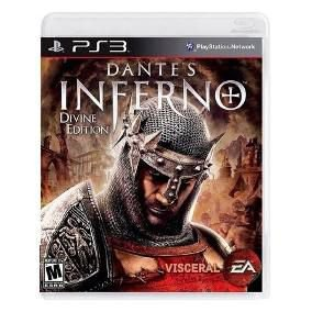 Jogo Dante's Inferno Divine Edition - PS3 - Seminovo