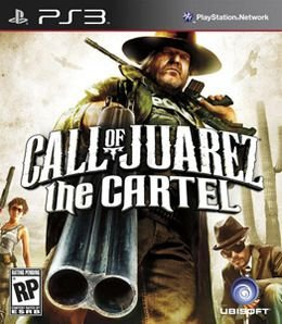 Jogo Call of Juarez The Cartel - PS3 - Seminovo