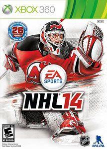 Usado: Jogo NHL 14 - Xbox 360