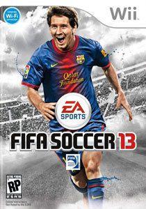 Jogo Fifa Soccer 13 - Wii - Seminovo