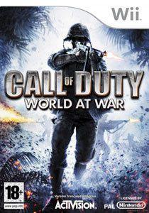 Jogo Call of Duty World at War - Wii - Seminovo